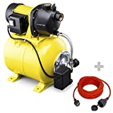 TROTEC Hauswasserwerk TGP 1025 E 3.300 l/h Förderleistung 1.000 Watt Leistung inkl....