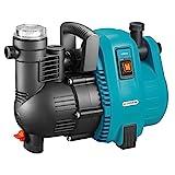 Gardena Comfort Gartenpumpe 4000/5: Bewässerungspumpe mit Fördermenge 4000 l/h, integrierter...
