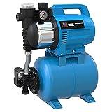 GÜDE Hauswasserautomat HWW 1100.1 VF (4600 Liter Fördervolumen, 24 Liter Stahltank) 93906