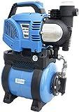 Gude 94231 Wasserpumpe 3900 l/h 1400 W - Wasserpumpen (Garten, Schwarz, Blau, 45 m, 3900 l/h, 8 m,...