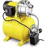 TROTEC TGP 1025 ES Hauswasserwerk Gartenpumpe Wasserwerk Wasserpumpe 3.300 l/h Förderleistung 1.000...