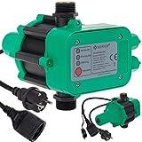 KESSER Druckwächter Druckschalter | 10bar | Pumpensteuerung | Hauswasserwerk | Gartenbewässerung |...