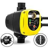 TROTEC Elektronischer Druckschalter TDP DSA Pumpensteuerung Druckwächter für Hauswasserwerk...