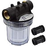 Agora-Tec® at-Wasserfilter 1L, mit Max. Betriebsdruck: 4 bar, Max. Durchflussmenge: 3000 l/h,...